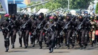 Pasukan Khusus Denjaka Ramai di Mesdos, Disebut-sebut Telah Tiba di Papua untuk Tumpas KKB