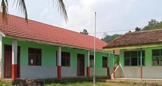 Gedung SDN II Pekon Doh Nampak Lapuk dan Terbengkalai, Warga Berharap Perhatian Pemerintah