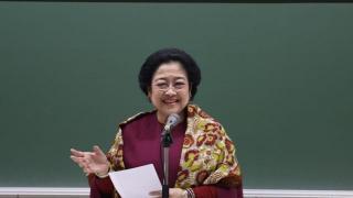 Megawati Ajak Kader Partainya Belajar dari Kodok dan Kupu-Kupu