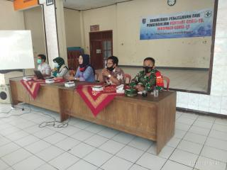 Pelaksanaan Sosialisasi dan Koordinasi Pencegahan Covid-19 di Desa Panulisan