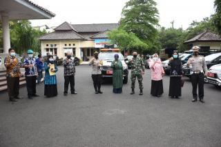 Kompak, Kapolres Bersama Walikota Banjar Kembali Turun ke Jalan Sampaikan Imbauan Protokol Kesehatan dalam Situasi PPKM