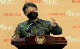 Menkes: Mutasi VirusCoronaIndia B1617 Sudah Infeksi 10 Warga Indonesia