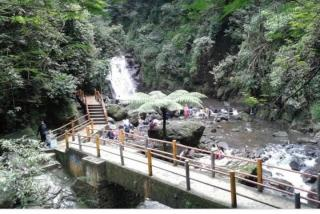 Destinasi Wisata Curug Muara Jaya Sepi, Pengelola Tetap Rawat Keindahannya