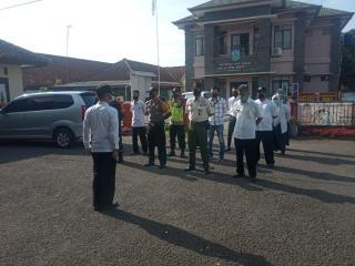 Penegakan Prokes Dalam Rangka PPKM di Kota Banjar