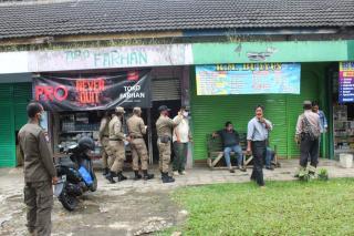 PPKM Dilaksanakan Pemerintah kabupaten Ciamis