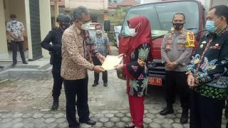 Akhirnya Vaksin Covid-19 Tiba di Wilayah Kabupaten Tanggamus