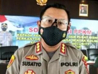 Antisipasi Kerawanan di Bulan Ramadhan, Polresta Bogor Kota Kerahkan 800 Personel