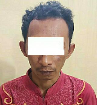 Coba Perkosa IRT, Remot Dibekuk Reskrim Polsek Tanjung Bintang