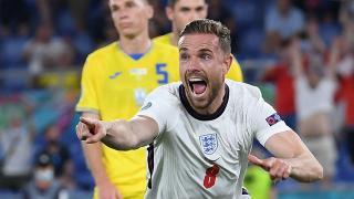 Bantai Ukraina 4-0 Jordan Henderson Sumbang Satu Gol Untuk Inggris