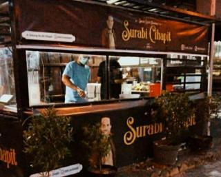 Menikmati Kuliner Khas dan Kesejukan Alam Kota Bandung, Surabi Cihapit Jadi Pilihan