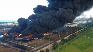 Penyebab Kebakaran Kilang Balongan Belum Ditemukan, Ini Kata Polisi