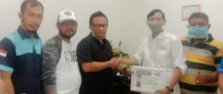 PWI Muba - PD IWO Muba Jalin Sinergi Wadahi Profesi dengan Arah Positif