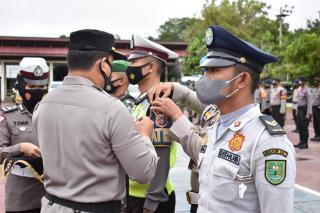 Operasi Keselamatan LK 2021 di Indragiri Hulu