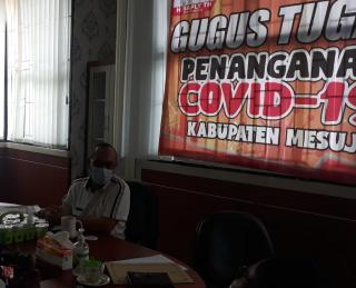 Warga Kabupaten Mesuji yang Terkonfirmasi Positif Covid-19 Bertambah