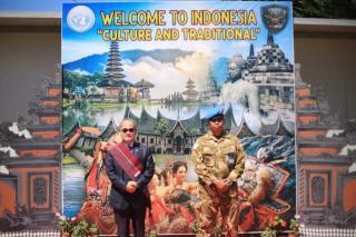 Kontingen Garuda Gelar Pertunjukan Seni dan Budaya Indonesia di Lebanon