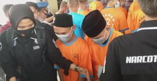 Diduga Gunakan Narkoba, Seorang Kades di Cianjur Diciduk Polisi